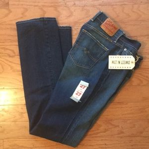 NWT WOMEN'S LUCKY BRAND SWEET N LOW BOOTCUT JEANS
